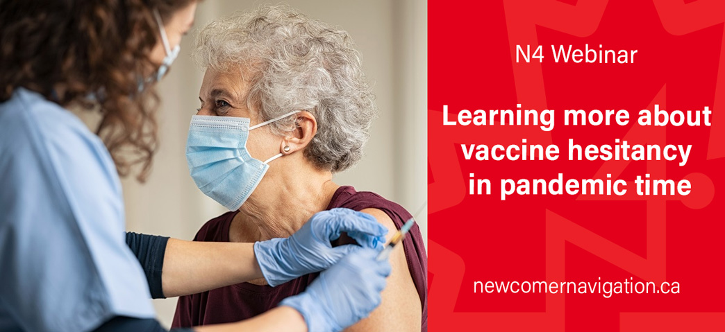Upcoming N4 Webinar: Learning more about vaccine hesitancy in pandemic time
