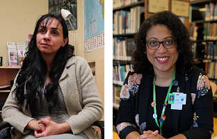 Recognizing Women in the field of Newcomer Navigation: Shler Ali and Lorraine Thomas