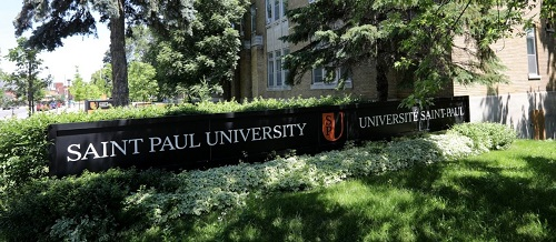Saint-Paul University: When professionalism and empathy are rolled into one