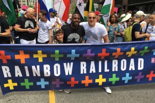 Featured Partner: Rainbow Railroad
