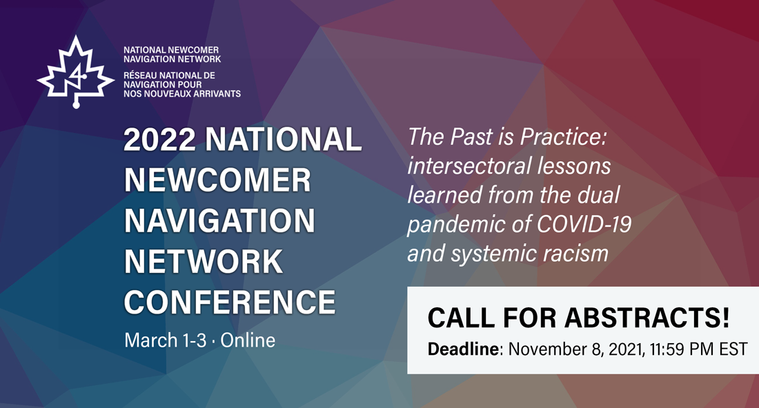 Poster of first N4 conference call for abstracts