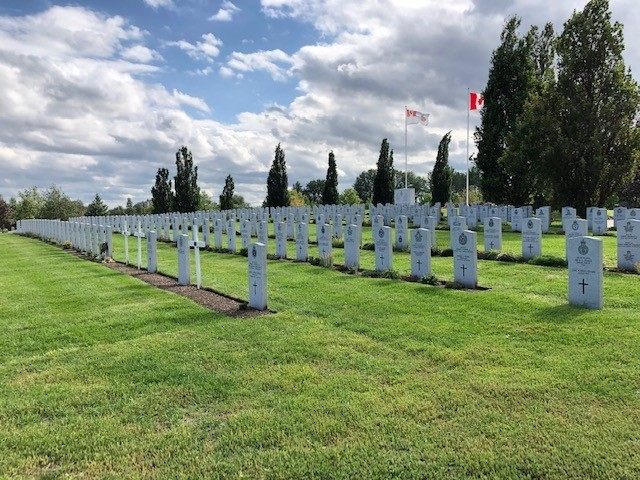Beechwood Veteran Cemetery, Ottawa