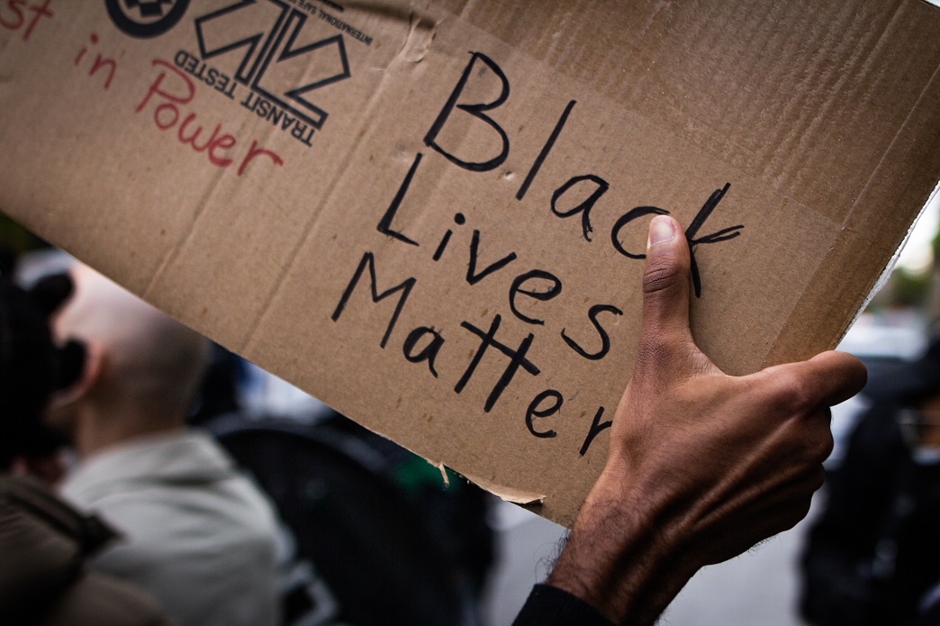 Black Lives Matter - Photo by Vishan Charamis